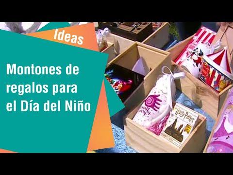 Montones de opciones de regalo para el Día del Niño | Ideas