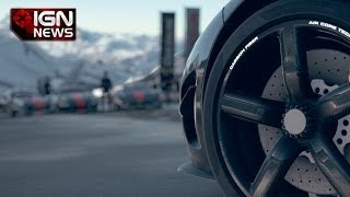 Sony: 'Back to the Drawing Board' for Driveclub