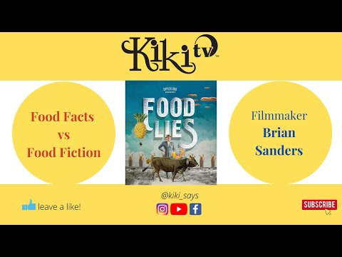 What if Our Food Pyramid Is A Lie?  Take Back Your Health with Filmmaker Brian Sanders