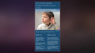 Auditory Processing Disorder