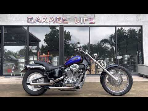 CTW-Riders-:-Honda-Steed-400-ร