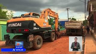 Cuba: avanzan obras hidráulicas en Artemisa