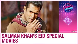 Salman Khan's Eid special movies | A look back at how fans celebrated Eid at the box office - ZOOMDEKHO