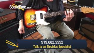 """Suhr Custom Classic T """"Like Mike"""" 3TB Electric #JS2H7E Quick n' Dirty"""