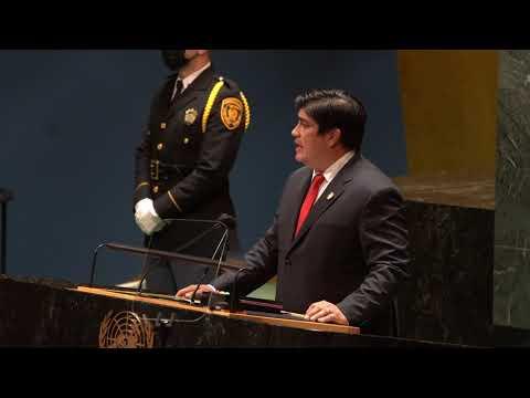 Rough Cut - Presidente Alvarado en UNGA76