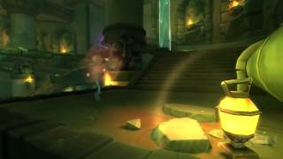 Dungeon Defenders 2 - Syphon Site D Flythrough