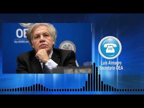 Luis Almagro: Los países de la OEA deben adoptar la calificación de dictadura para Nicaragua