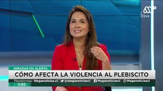 Miradas - Cómo afecta la violencia al Plebiscito