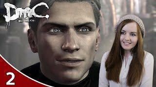 Vergil's Makeover - DMC Devil May Cry Gameplay Walkthrough Part 2