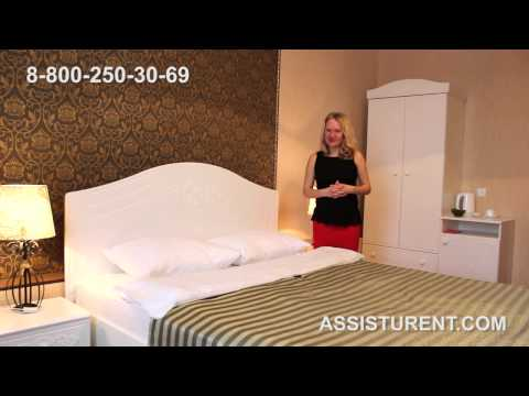 Все гостиницы Томска. Отель Белое озеро