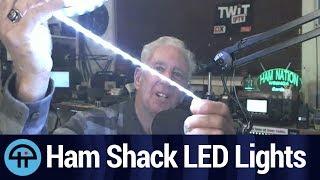 LED Lights For Your Ham Shack
