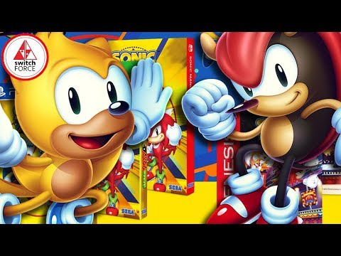 connectYoutube - Sonic Mania Plus ANNOUNCED FOR SWITCH! New Characters and Mode!