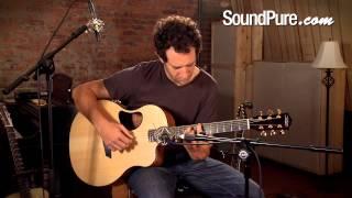 McPherson 5.0XP Koa/Port Orford Cedar Acoustic Guitar Demo - McPherson Guitars