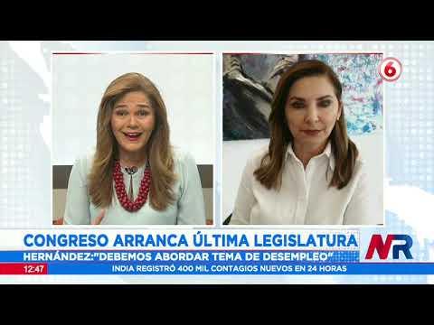 Congreso arranca última legislatura del periodo 2018-2022
