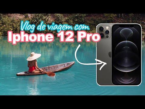 TESTE CÂMERA IPHONE 12 PRO EM PRESIDENTE FIGUEIREDO: Cachoeiras, Lagoa Azul e mais | Prefiro Viajar