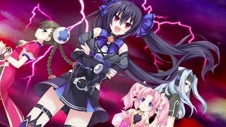 Hyperdevotion Noire: Goddess Black Heart - Announce Trailer