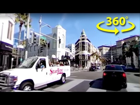 connectYoutube - Beverly Hills 360 Drive || #YT360Day