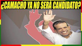 Luis Fernando Camacho Ya No Postulará a la Presidencia Si La Derecha Concreta Un Frente Único