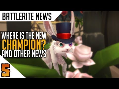 connectYoutube - Battlerite News: Where's Ace At!?