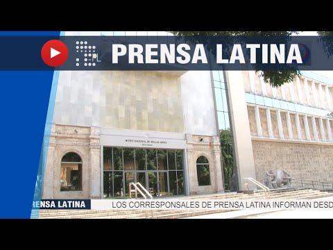 Museo de Bellas Artes de Cuba activo en tiempos de pandemia