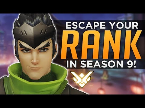 connectYoutube - Overwatch: How To RANK UP In Season 9