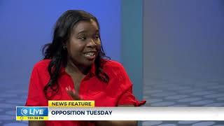 Housing Solutions In Jamaica | Opposition Tuesday  | CVMTV