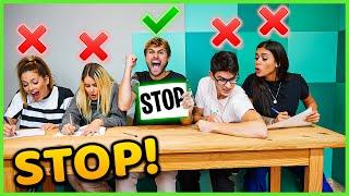 STOP COM TODOS DA CASA!! ( NOVO MINIGAME ) [ REZENDE EVIL ]