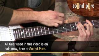 Rivera Venus 5 Tube Guitar Amp Video Demo