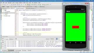 Android App Development for Beginners - 14 - Adding Properties to Widgets