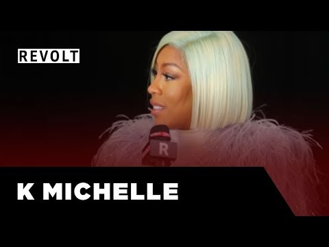 connectYoutube - K.Michelle Talks Kardashian Culture Appropriation, Colorism, Love Life and more