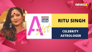Ritu Singh, Astrologer on NewsX India A-List | NewsX - NEWSXLIVE