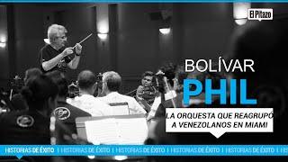 Bolívar Phil, el sueño que cambió la vida de más de cien músicos venezolanos en Miami