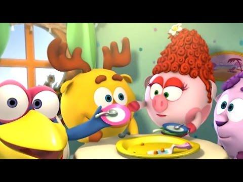 Кадр из мультфильма «Смешарики. Новые приключения. Одно из двух»