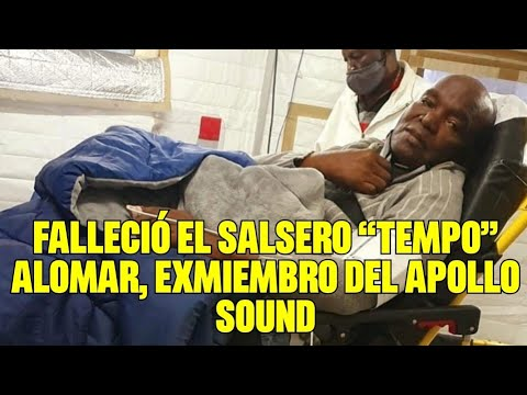 Muere el salsero Héctor 'Tempo Alomar', intérprete de 'Cómo te hago entender'