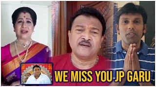 Celebrities Sharing Their Bond With Actor Jaya Prakash Reddy | Latest Tollywood News | TFPC - TFPC