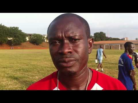 Video: Hearts coach Akunnor upbeat of team's chances against Kotoko