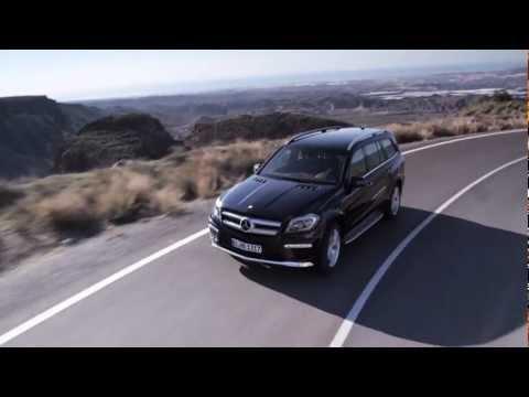Mercedes-Benz GL Class Upcoming
