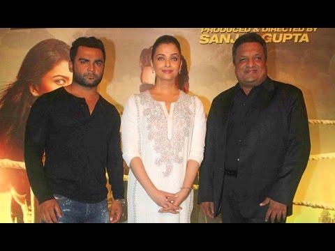 Aishwarya at Jazbaa's premiere