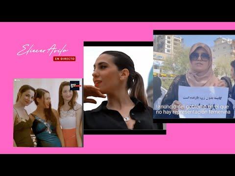 La libertad  es todo. Mujeres: Bulgaria, Argentina y Afganistán.