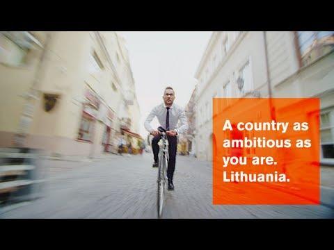 Video: Nors Lietuva ir maža - Bet didžiuotis tikrai yra kuo.