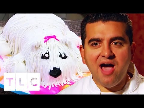 connectYoutube - Animal Themed Cakes   Cake Boss