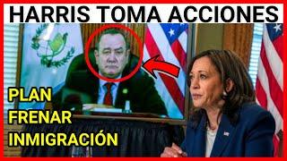 ???? WATCH LIVE Harris hosts Guatemalan President Alejandro Giammattei for virtual bilateral meeting