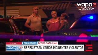Identifican a hombres asesinados en Guaynabo y Toa Baja