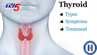 Thyroid Causes, Types & Suggestions