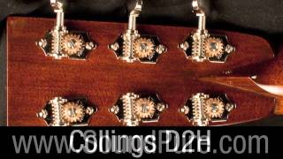 Collings D2H Acoustic Guitar Video Review