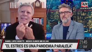 Luis Novaresio mano a mano con López Rosetti - Dicho Esto (19/03/2021)