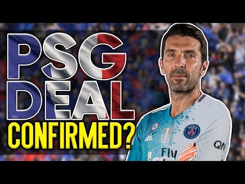 BREAKING: Gianluigi Buffon  To Join PSG On 2 Year Deal! | W&L
