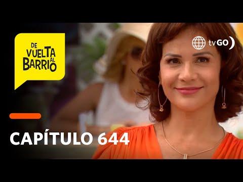 De Vuelta al Barrio 4: Anita vigiló cita de Malena y Pichón (Capítulo 644)