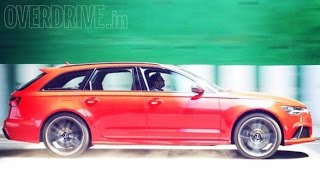 Audi RS6 Avant - First Drive Review (India)