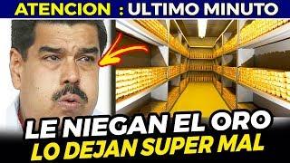 ???? NOTICIAS DE VENEZUELA HOY 01 Junio 2020 Nicolás Maduro Se QUEDO SIN EL ORO Del Banco De Londres